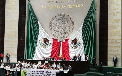 Diputados aprueban dictamen en favor de  Trabajadoras del Hogar