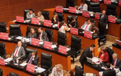 Senado reconoce derechos de las trabajadoras del hogar